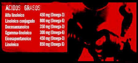 Acidos Grasos de Animal Omega