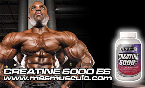 Creatine 6000