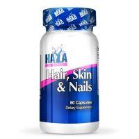 Pelo, Piel y Uñas de 60 cápsulas del fabricante Haya Labs (Cuidado del Cabello)