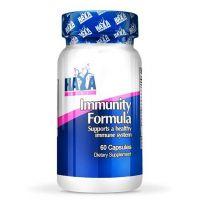 Fórmula Inmunólogica envase de 60 cápsulas de la marca Haya Labs (Sistema Inmunológico)