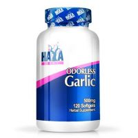 Odorless garlic 500mg - 120 softgels