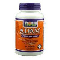 ADAM Superior Mens Vitamins 60 Tabs de la marca Now Foods (Complejos Multivitaminicos)