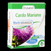 Cardo Mariano - 30 cápsulas Vegetales [drasanvi]