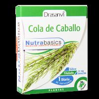 Cola de Caballo de 30 cápsulas vegetales de Drasanvi (Mejora General)