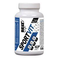 Sportvit 582mg de 100 cápsulas del fabricante Best Protein (Complejos Multivitaminicos)