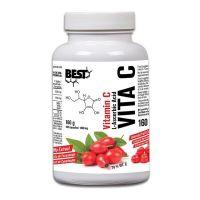 Vita C 1600mg envase de 100 cápsulas de Best Protein (Vitaminas)