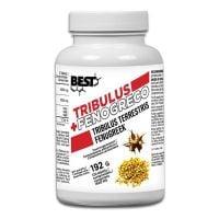 Tribulus + Fenogreco 1600mg envase de 120 tabletas de Best Protein (Complejos Testosterona)