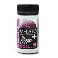 Melatonina Plus de 30 cápsulas de Prisma Natural (Mejora del sueño)