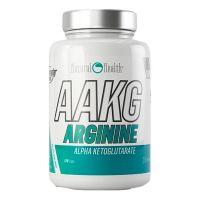 AAKG Arginina envase de 120 cápsulas de Natural Health