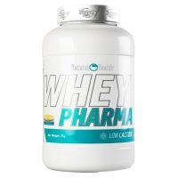 Whey Pharma envase de 2kg de la marca Natural Health (Proteina de Suero Whey)