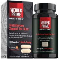 Weider Prime de 60 cápsulas de la marca Weider (Complejos Testosterona)
