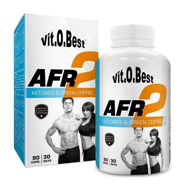 AFR 2 envase de 90 cápsulas de la marca VitoBest (Sin Estimulantes)