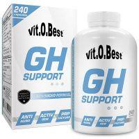 GH Support envase de 240 cápsulas de la marca VitoBest (Complejos H Crecimiento)