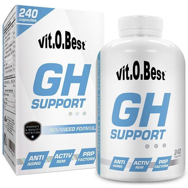 GH Support - 240 cápsulas