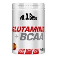Glutamina + BCAA Complex - 1000g