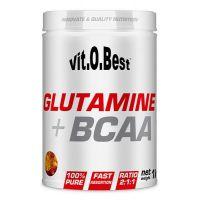 Glutamina + BCAA de 1000g de la marca VitoBest (BCAA + Glutamina)