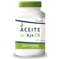 Aceite de ajo Cn - 150 cápsulas [Nutrisport]