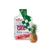 Gel + guaraná envase de 40g del fabricante Nutrisport (Geles Energéticos)