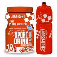Sport drink iso powder plus b-alanina - 900g + bidón