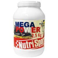 Mega power de 2.5kg del fabricante Nutrisport (Ganadores de Peso con proteína)