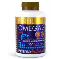 Perfil omega 3 de 90 perlas de Prisma Natural (Fuente Animal)