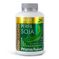Perfil soja envase de 90 perlas de la marca Prisma Natural (Digestivos)