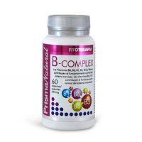Mix b complex envase de 60 cápsulas de Prisma Natural (Vitamina B)