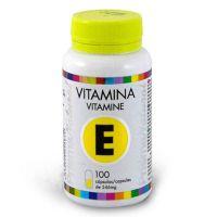 Vitamina E envase de 100 cápsulas de Prisma Natural (Vitaminas)