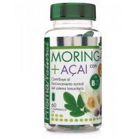Moringa + acaí envase de 60 comprimidos del fabricante Prisma Natural (Antioxidantes)