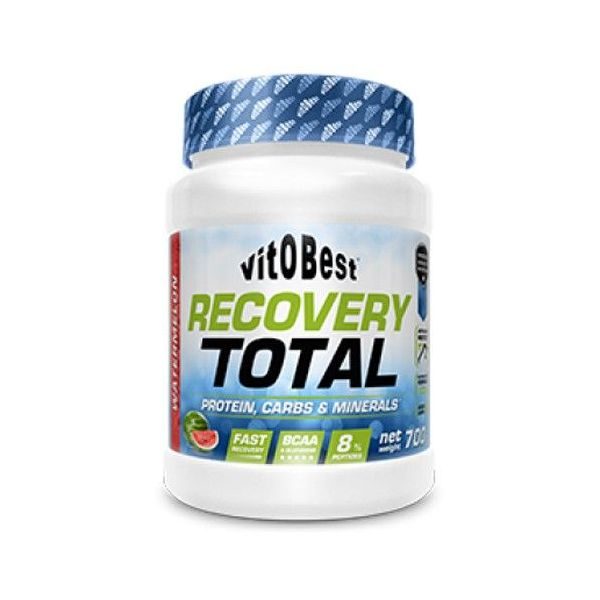 VitoBest Recovery Total envase de 700g del fabricante Total Energy Sport (Post-Entrenamiento)