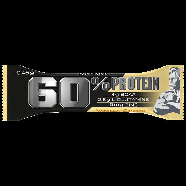60% protein bar - 45g