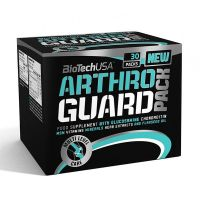 Arthro Guard Pack envase de 30 packs del fabricante Biotech USA (Formulas Mejoras Articulares)