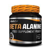 Beta alanina envase de 300g de la marca Biotech USA (Beta-Alanina)