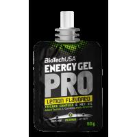 Energy gel pro de 60g del fabricante Biotech USA (Geles Energéticos)