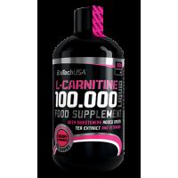 L-Carnitina 100.000 de 500ml de la marca Biotech USA