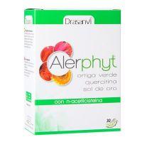 Alerphyt envase de 30 cápsulas vegetales del fabricante Drasanvi (Anti-Alergia)