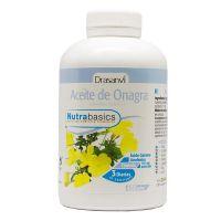 Aceite de Onagra 500mg envase de 450 softgels de la marca Drasanvi (Fuente Vegetal)