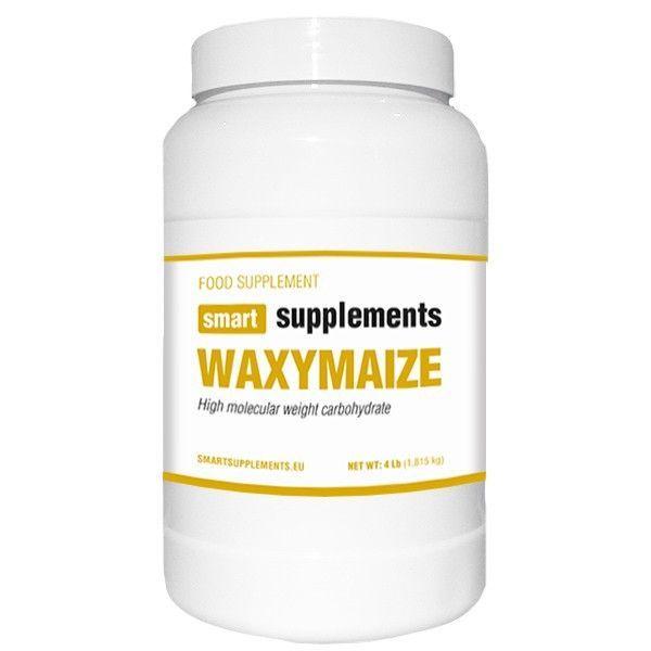 Waxymaize envase de amilopectina del fabricante Smart Supplements (Amilopectina)
