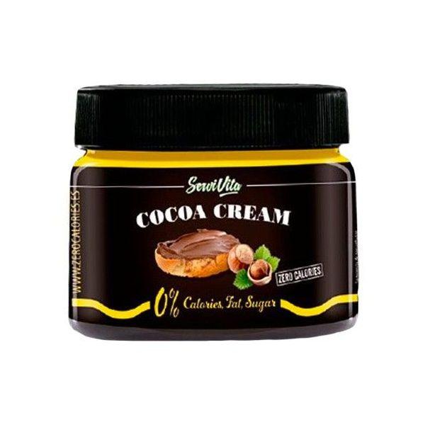 Crema de Cacao Servivita de 480g de la marca Servivita (Salsas y Siropes Dulces sin Calorias)