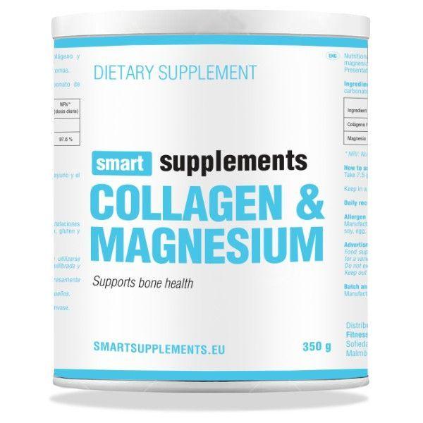 Colageno e Magnésio - 350 g