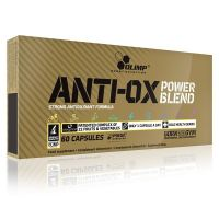 Anti-OX Power Blend envase de 60 cápsulas de la marca Olimp Sport (AntiCortisol)
