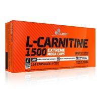L-Carnitina 1500 Extreme de 120 mega cápsulas de la marca Olimp Sport