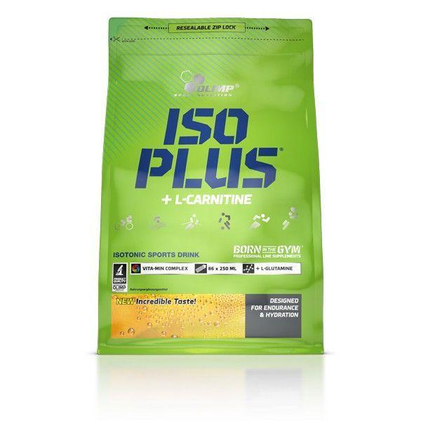Iso Plus + L Carnitina envase de 1505 g del fabricante Olimp Sport (Intra-Entrenamiento)