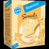 Barritas de Cereales Sarialís envase de 6x120g del fabricante Bicentury