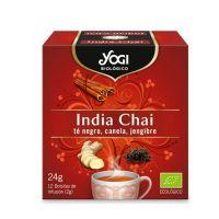 India Chai envase de 24g del fabricante Yogi Organic (Infusiones y tisanas)