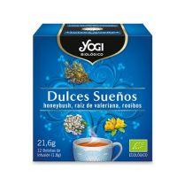 Dulces Sueños envase de 21,6 g del fabricante Yogi Organic (Infusiones y tisanas)