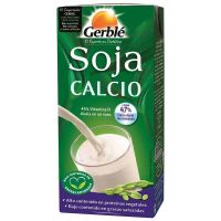 Bebida de Soja Calcio de 1l de la marca Gerblé (Bebidas Vegetales)