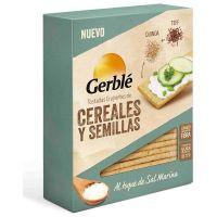 Tostadas de Quinoa y Teff de 100g de la marca Gerblé (Panaderia Dietetica)