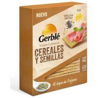 Tostadas de Mijo y Semillas de Amapola de 100g de Gerblé (Panaderia Dietetica)