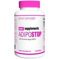 AdipoSTOP envase de 60 cápsulas del fabricante Smart Supplements (Inhibidores de Apetito)